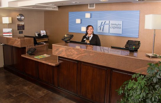 Hotelhalle Holiday Inn Express & Suites GRAND CANYON