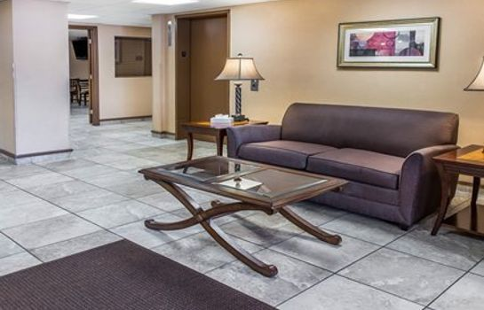Hotelhalle Quality Inn Greensburg
