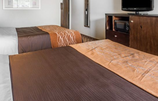 Zimmer Quality Inn Greensburg