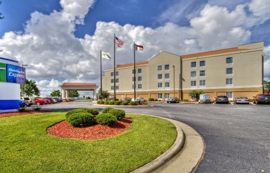 Außenansicht Holiday Inn Express GREENVILLE