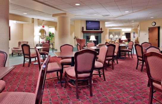 Restaurant Holiday Inn Express GREENVILLE