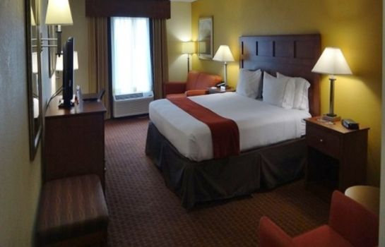 Zimmer Holiday Inn Express GREENVILLE