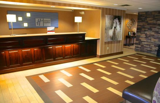 Hotelhalle Holiday Inn Express & Suites COLUMBUS SE - GROVEPORT