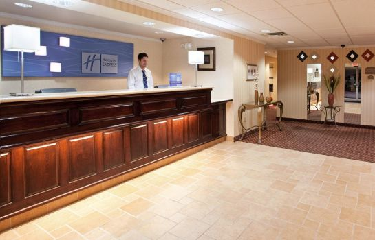 Hotelhalle Holiday Inn Express & Suites COLUMBUS SOUTHEAST