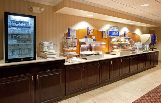 Restaurant Holiday Inn Express & Suites COLUMBUS SE - GROVEPORT