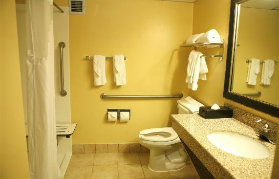 Chambre Best Western Plus Goldsboro