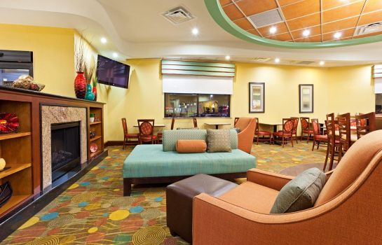 Hotelhalle Holiday Inn Express GREENSBORO-(I-40 @ WENDOVER)
