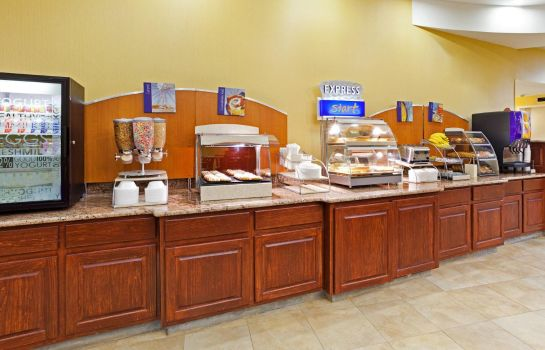 Restaurant Holiday Inn Express GREENSBORO-(I-40 @ WENDOVER)