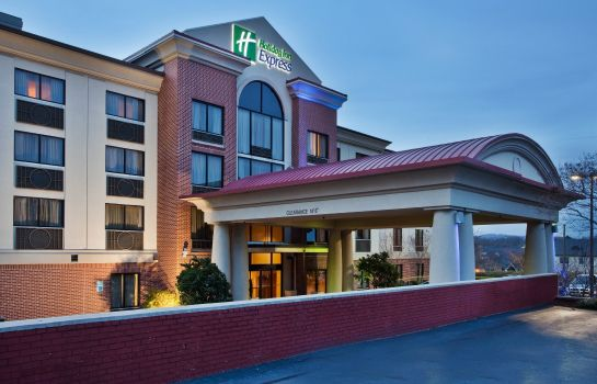 Exterior view Holiday Inn Express & Suites GREENVILLE-DOWNTOWN
