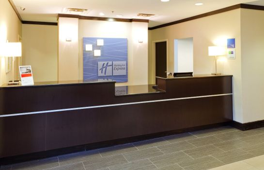 Hotelhalle Holiday Inn Express & Suites GREENVILLE-DOWNTOWN