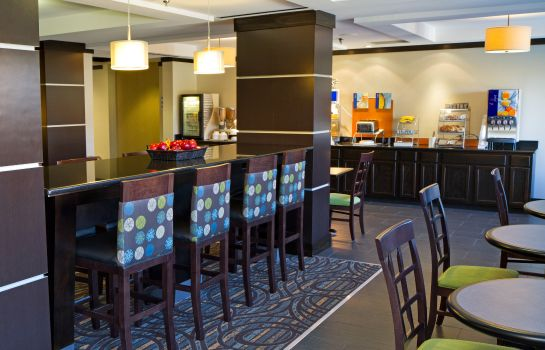 Restaurant Holiday Inn Express & Suites GREENVILLE-DOWNTOWN