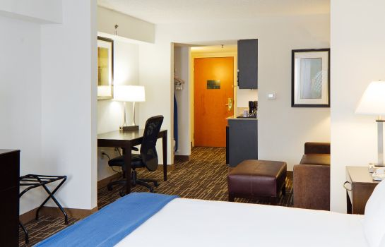 Suite Holiday Inn Express & Suites GREENVILLE-DOWNTOWN