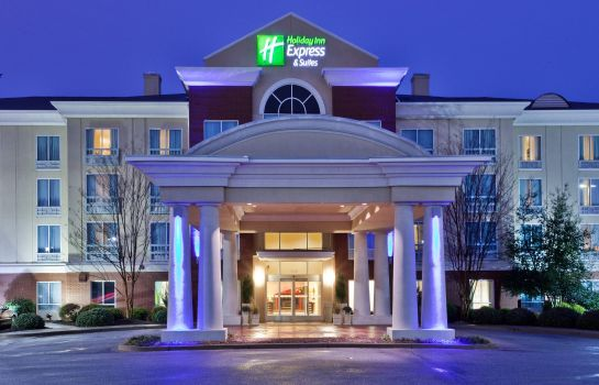 Außenansicht Holiday Inn Express & Suites GREENVILLE-I-85 & WOODRUFF RD