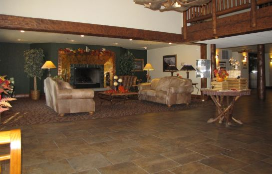 Lobby Bitterroot River Inn and Conf