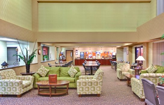 Lobby Holiday Inn Express & Suites HENDERSON