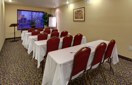Conference room Holiday Inn Express & Suites HENDERSON