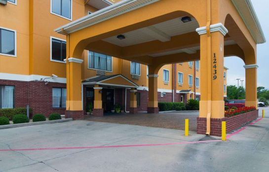 Buitenaanzicht Quality Inn & Suites Hwy 290 - Brookhollow