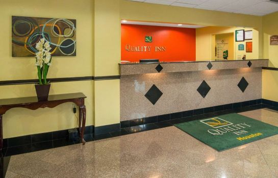 Vista esterna Quality Inn & Suites Hwy 290 - Brookhollow