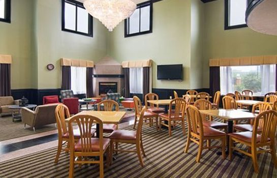 Hotelhalle Quality Inn & Suites Hwy 290 - Brookhollow