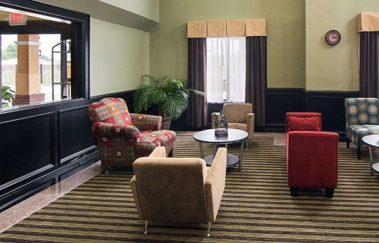 Hall de l'hôtel Quality Inn & Suites Hwy 290 - Brookhollow