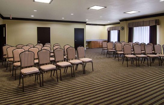 Conference room Quality Inn & Suites Hwy 290 - Brookhollow