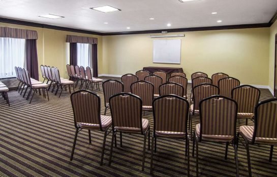 Congresruimte Quality Inn & Suites Hwy 290 - Brookhollow