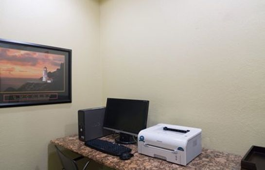 Info Quality Inn & Suites Hwy 290 - Brookhollow
