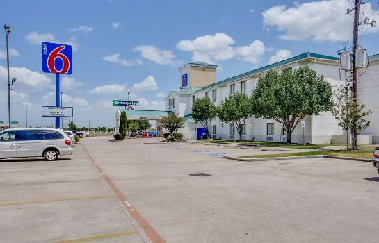 Buitenaanzicht MOTEL 6  HOUSTON KATY TX