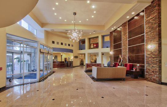 Hotelhalle Holiday Inn Express & Suites HOUSTON-DWTN CONV CTR