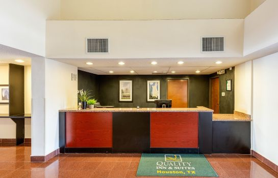 Lobby Quality Inn and Suites West Chase Quality Inn and Suites West Chase