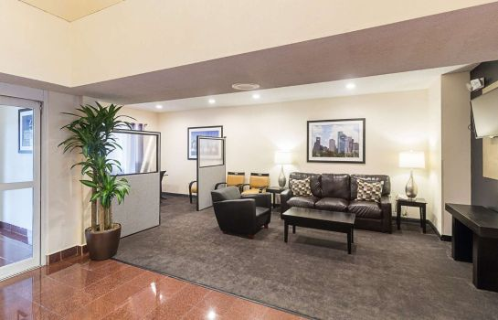 Hotelhalle Quality Inn and Suites West Chase