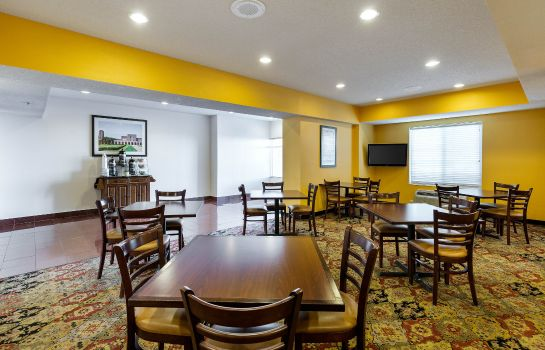 Restaurant Quality Inn and Suites West Chase Quality Inn and Suites West Chase