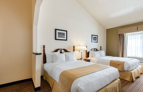 Chambre Clarion Inn & Suites West Chase