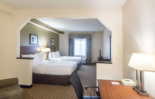 Zimmer Clarion Inn & Suites West Chase