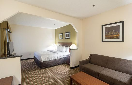 Room Quality Inn and Suites West Chase Quality Inn and Suites West Chase