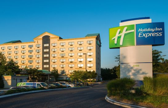 Außenansicht Holiday Inn Express HAUPPAUGE-LONG ISLAND