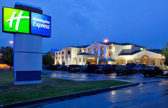 Außenansicht Holiday Inn Express PITTSBURGH-NORTH (HARMARVILLE)