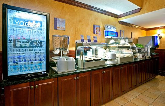 Restaurant Holiday Inn Express PITTSBURGH-NORTH (HARMARVILLE)