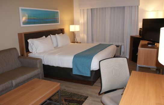 Zimmer Holiday Inn Express PITTSBURGH-NORTH (HARMARVILLE)