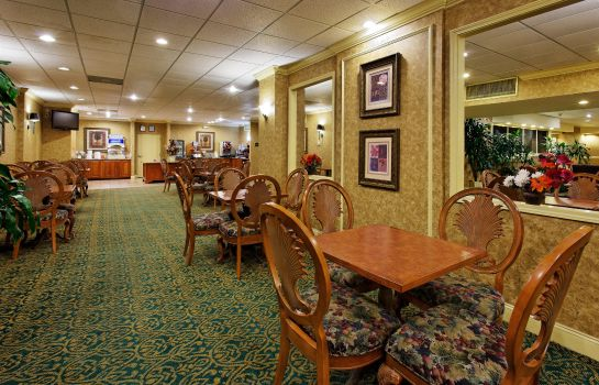 Restaurante Express & Suites Huntsville - University Drive