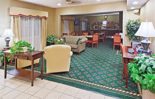 Hotelhalle Kansas  Wichita Northeast Country Inn and Suites