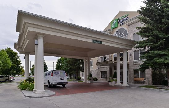 Exterior view Holiday Inn Express & Suites IDAHO FALLS