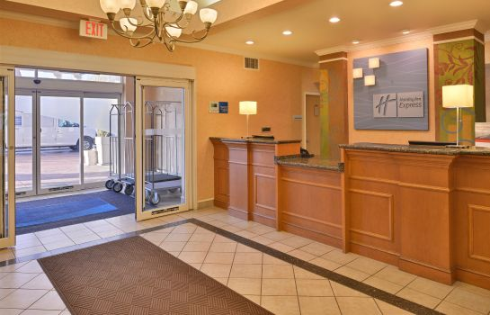 Lobby Holiday Inn Express & Suites IDAHO FALLS