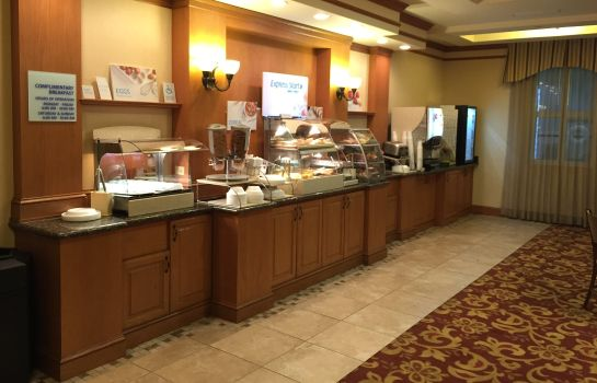 Restaurant Holiday Inn Express & Suites IDAHO FALLS