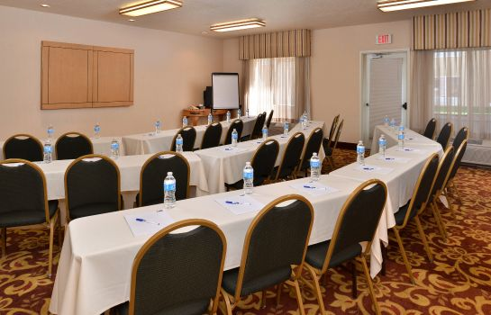 Conference room Holiday Inn Express & Suites IDAHO FALLS