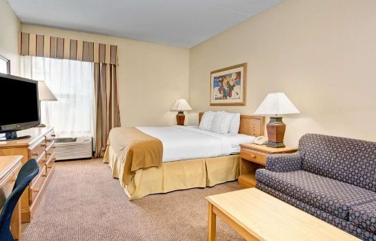 chambre standard Best Western Fishers/Indianapolis Area