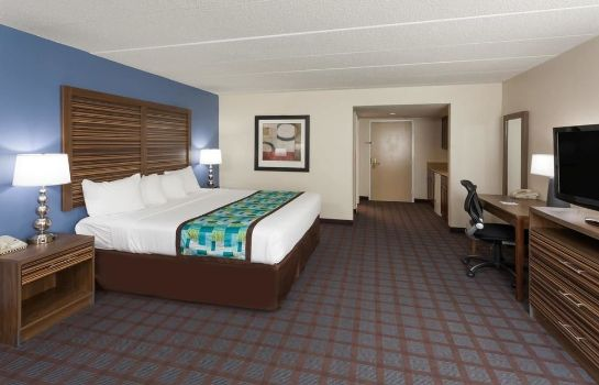 Chambre individuelle (confort) Best Western Fishers/Indianapolis Area