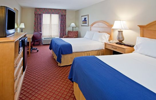Zimmer Holiday Inn Express INDIANAPOLIS SOUTH