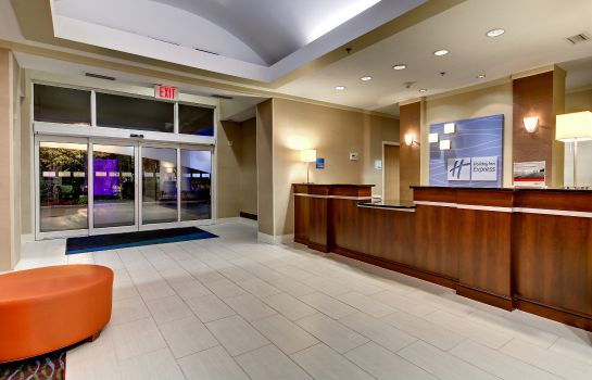 Hotelhalle Holiday Inn Express & Suites JACKSONVILLE SOUTH - I-295