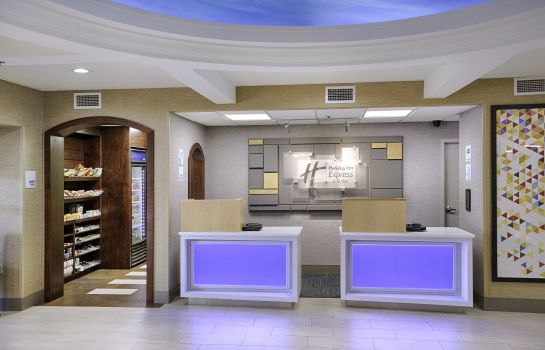 Lobby Holiday Inn Express & Suites JACKSONVILLE-SOUTH